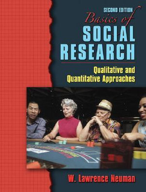 Cover of Basics of Social Research