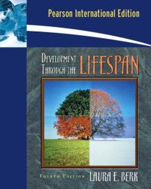 Cover of Development Through the Lifespan