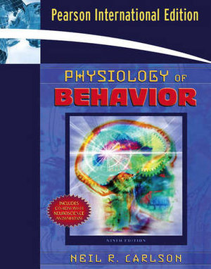 Cover of Physiology of Behavior