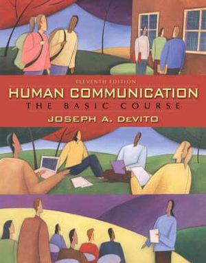 Cover of Human Communication                  Cp