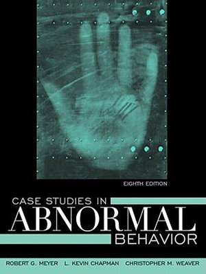 Cover of Case Studies in Abnormal Behavior
