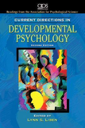Cover of Current Directions Developmentl Psych CP