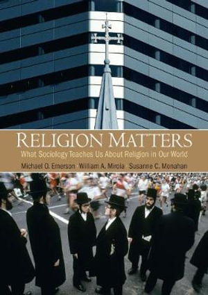 Cover of Religion Matters