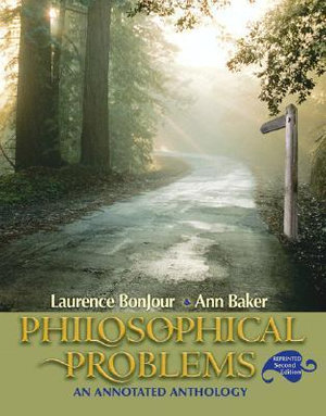 Cover of Philosophical Problems