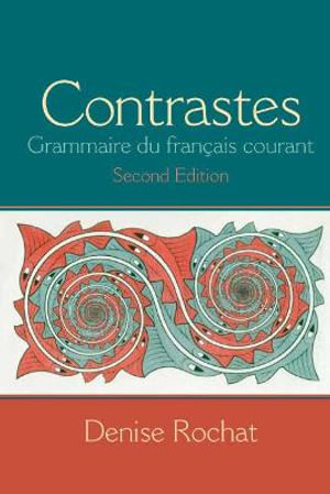 Cover of Contrastes      CP