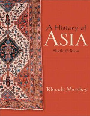 Cover of A History of Asia