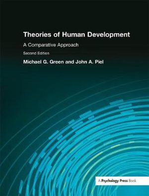 Cover of Theories of Human Development