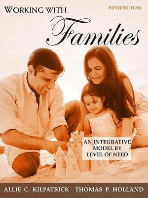 Cover of Working with Families