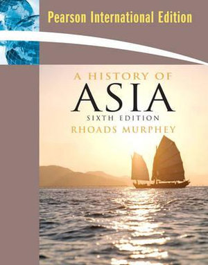 Cover of History of Asia,A: Pie