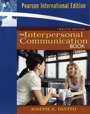Cover of The Interpersonal Communication Book