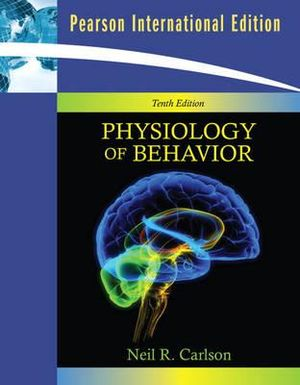 Cover of Physiology of Behavior   Pie