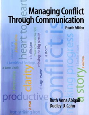 Cover of Managing Conflict Through Communication