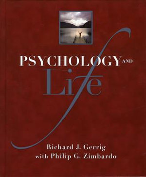 Cover of Psychology and Life