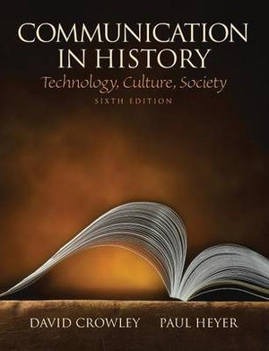 Cover of Communication in History