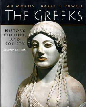 Cover of Greeks: History, Culture, Society  cp