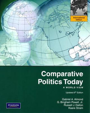 Cover of Comparative Politics Today