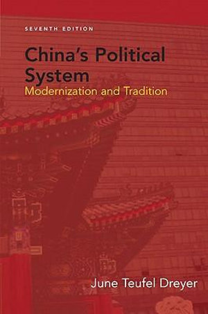 Cover of China's Political System