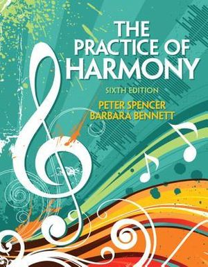 Cover of The Practice of Harmony