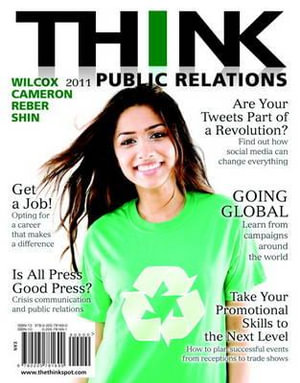 Cover of Think Public Relations