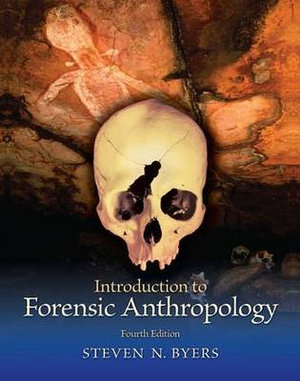 Cover of Introduction to Forensic Anthropology, 4e