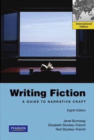 Cover of Writing Fiction