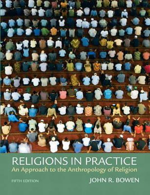 Cover of Religions in Practice