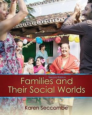Cover of Families and Their Social Worlds