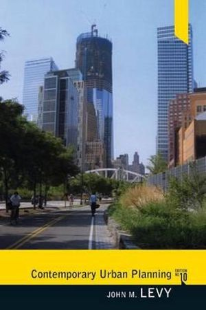 Cover of Contemporary Urban Planning