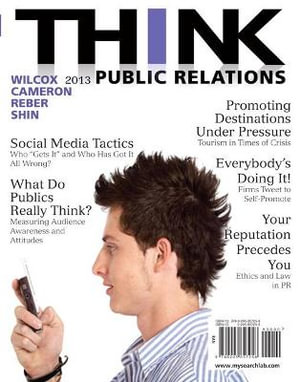 Cover of Think Public Relations 2013