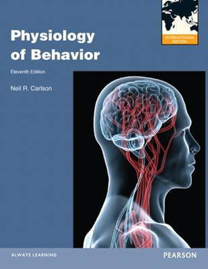 Cover of Physiology of Behavior Pearson International Edition