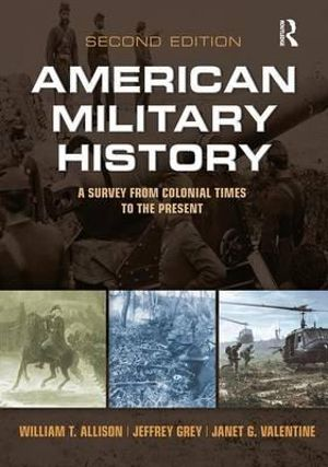 Cover of American Military History