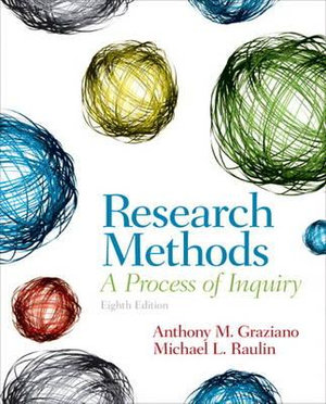 Cover of Research Methods
