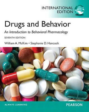 Cover of Drugs and Behavior