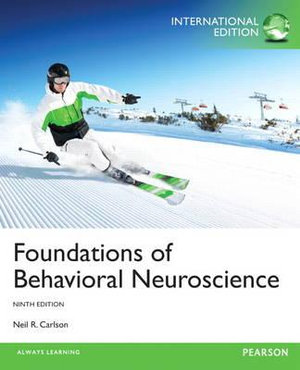 Cover of Foundations of Behavioral Neuroscience