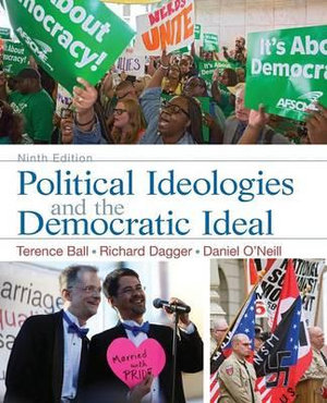 Cover of Political Ideologies and the Democratic Ideal