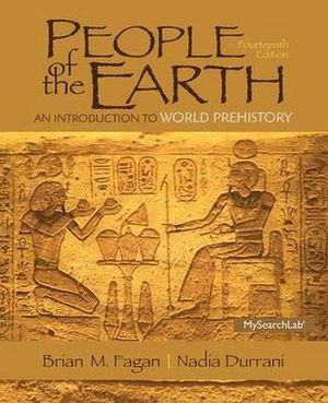 Cover of People of the Earth