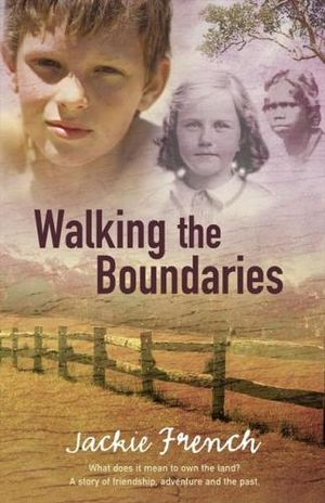 Cover of Walking The Boundaries