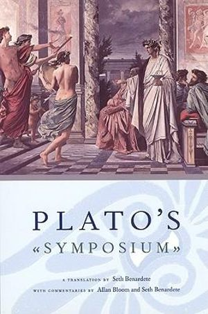Cover of Plato's Symposium