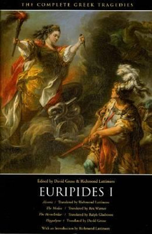 Cover of Euripides