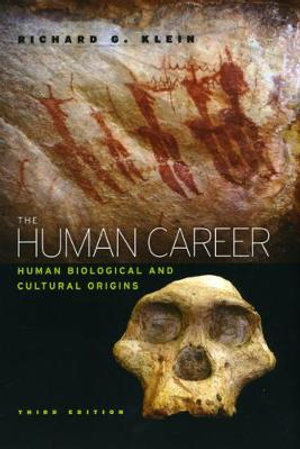 Cover of The Human Career