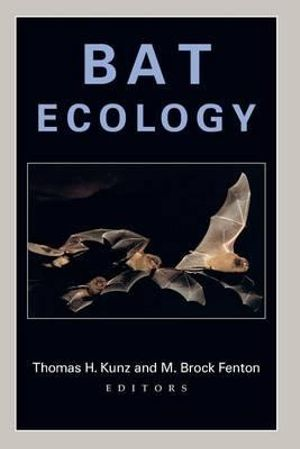 Cover of Bat Ecology