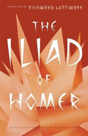 Cover of The Iliad of Homer