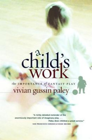 Cover of A Child's Work