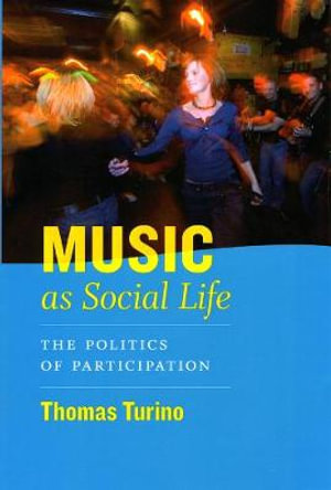 Cover of Music as Social Life