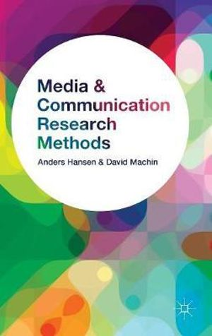 Cover of Media and Communication Research Methods
