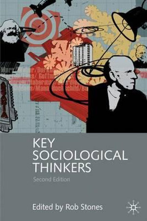 Cover of Key sociological thinkers