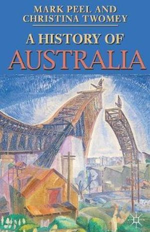 Cover of A History of Australia
