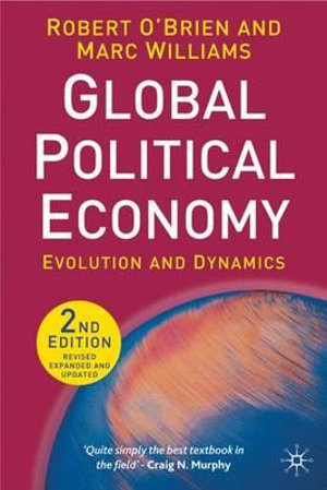 Cover of Global Political Economy, Second Edition