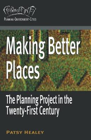 Cover of Making Better Places