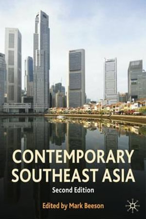 Cover of Contemporary Southeast Asia